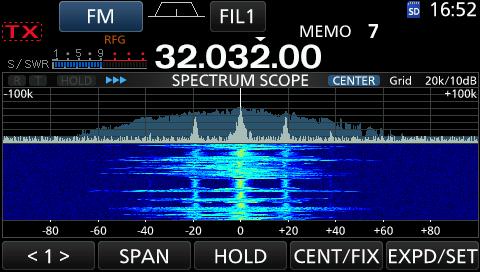 FM-Rundfunksignal