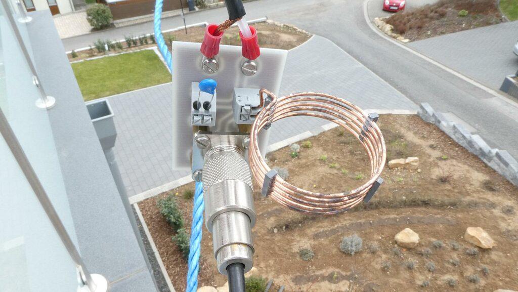 LC-Antennenanpassung