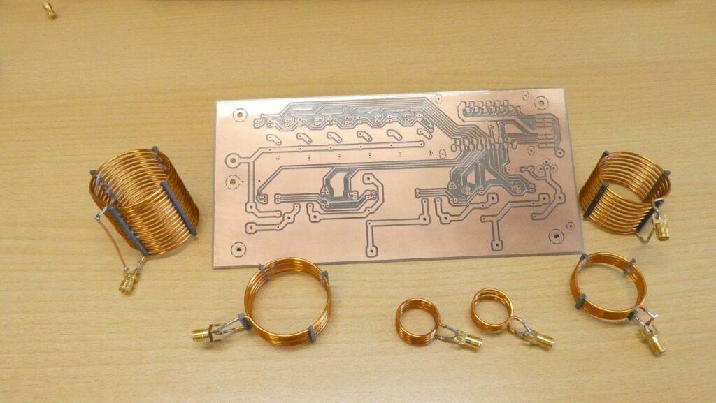 Leiterplatte Antennentuner